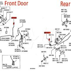 Door Lock Diagram Bones Skeleton With Labels Schematic Of Ignition Switch