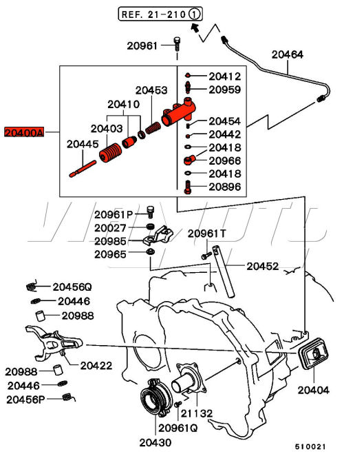 96 Ford Probe Engine Diagram