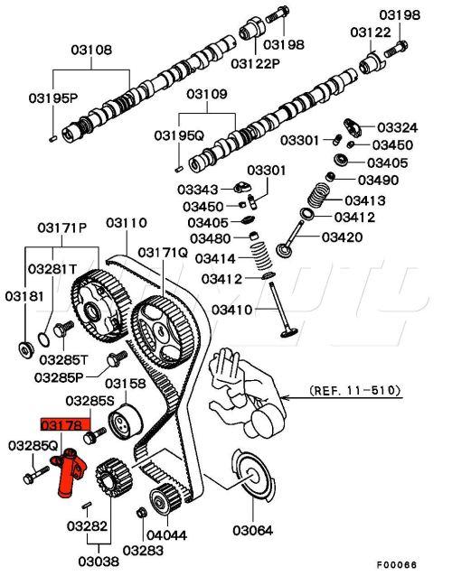 small resolution of viamoto mitsubishi car parts hydraulic cambelt tensioner rh viamoto co uk evo engine schematic diagram of 2006 harley davidson motor