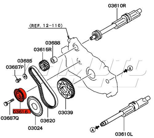 Viamoto Car Parts, Mitsubishi Lancer EVO 5 6 CP9A Parts