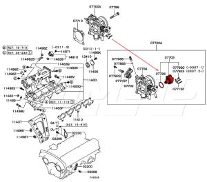 Viamoto Car Parts, Mitsubishi Lancer EVO 7 8 CT9A Parts