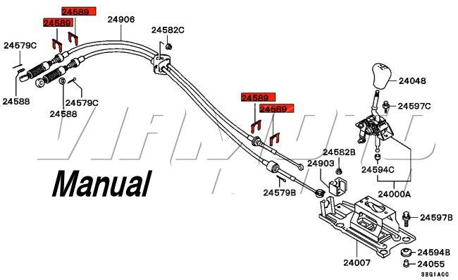 manual transmission gearbox diagram