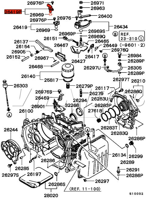 Nissan Sentra Transmission Diagram, Nissan, Free Engine