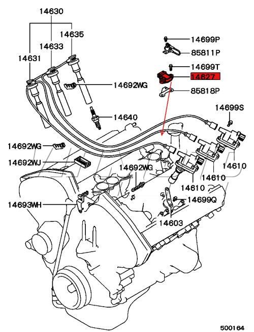 2002 jaguar fuel filter location