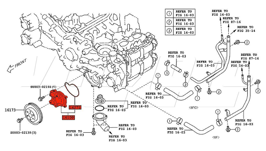 Viamoto Car Parts, Toyota GT86 ZN6 Parts