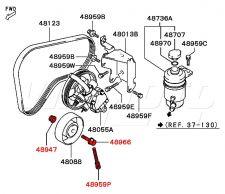 Viamoto Car Parts, Mitsubishi Legnum/Galant VR4 EC5A EC5W