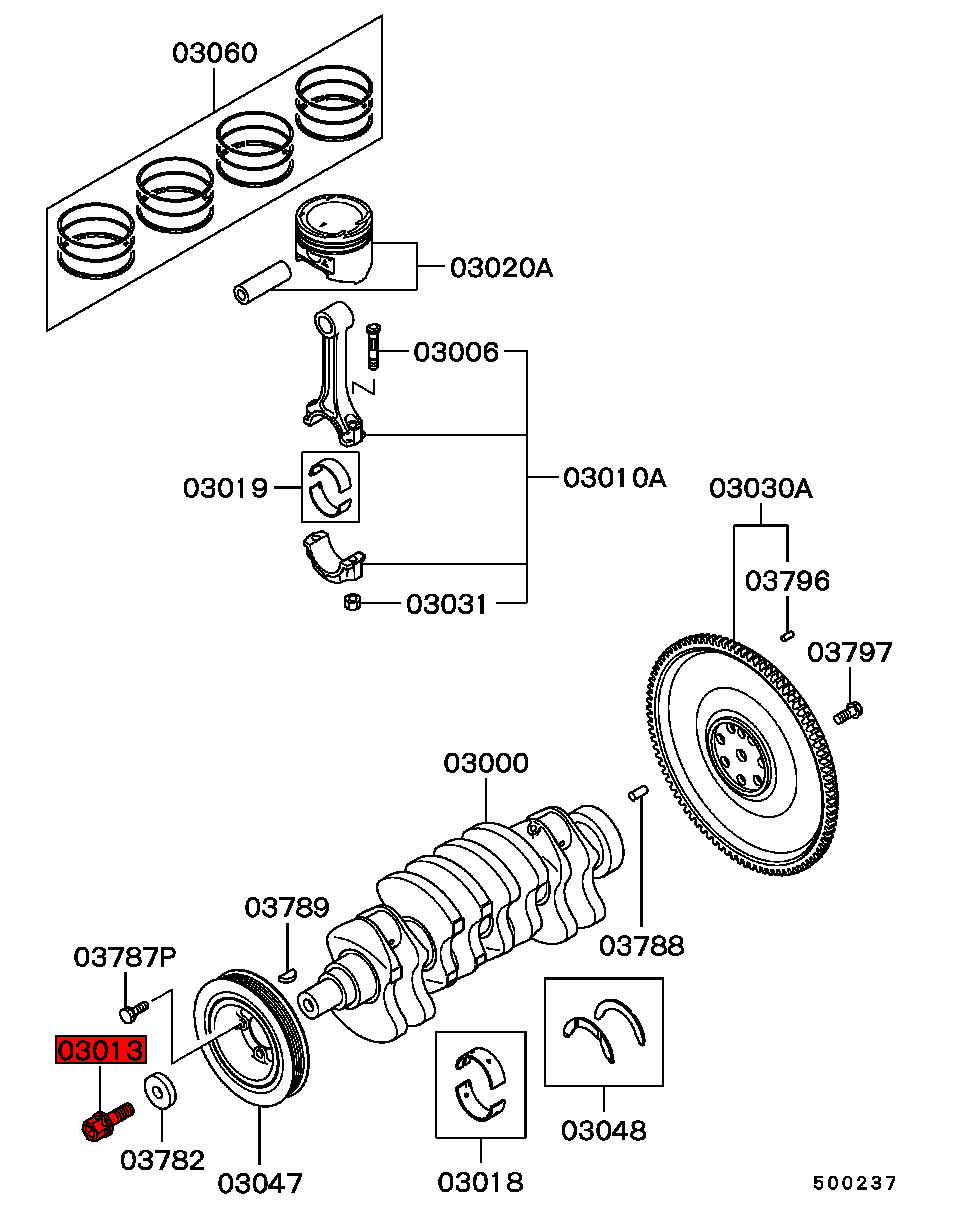 medium resolution of mitsubishi part number 1101a022 was md138069 md074255 md095201 md131259