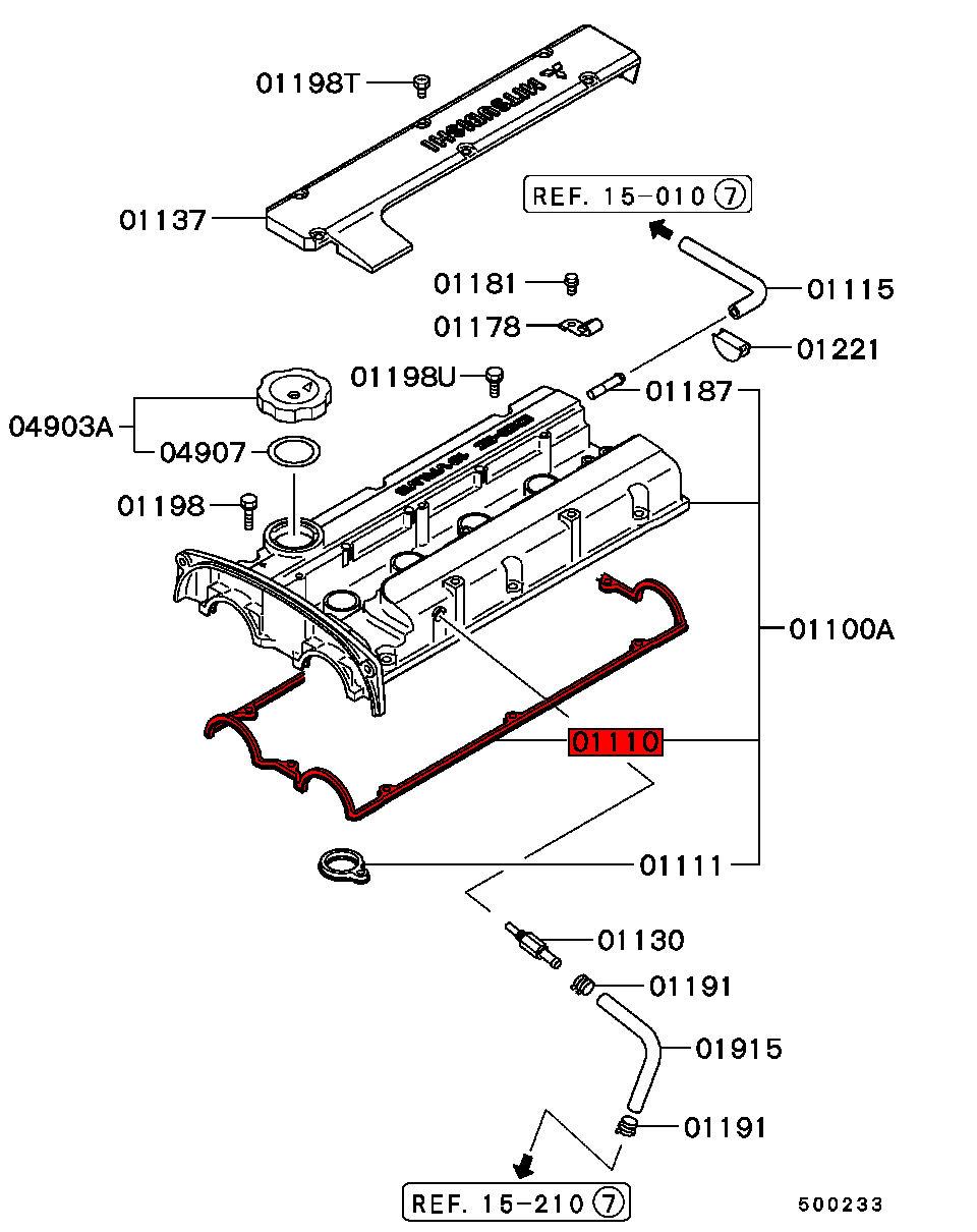 medium resolution of mitsubishi part number md194294 md168475