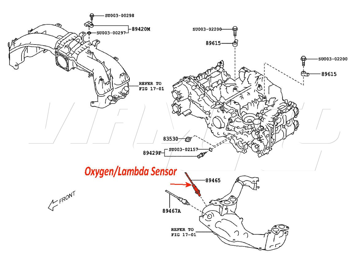 Viamoto Car Parts, Toyota GT86 ZN6 Parts