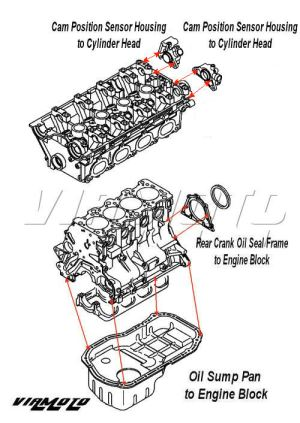 Viamoto Car Parts, Mitsubishi Lancer EVO 9 CT9A Parts, EVO 9 CT9A  Engine and Ancilliary Parts