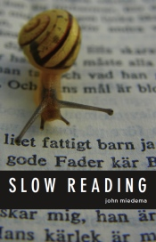 Slow Reading cover