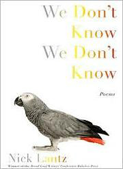 We Don't Know We Don't Know cover