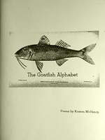 Goatfish Alphabet
