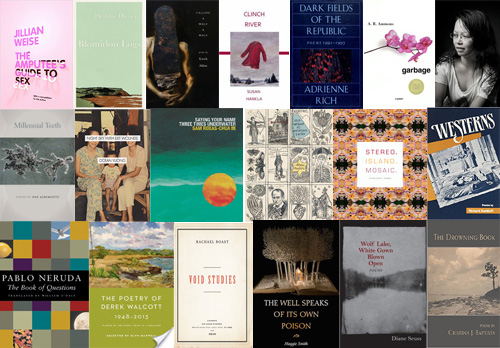 poetry book covers