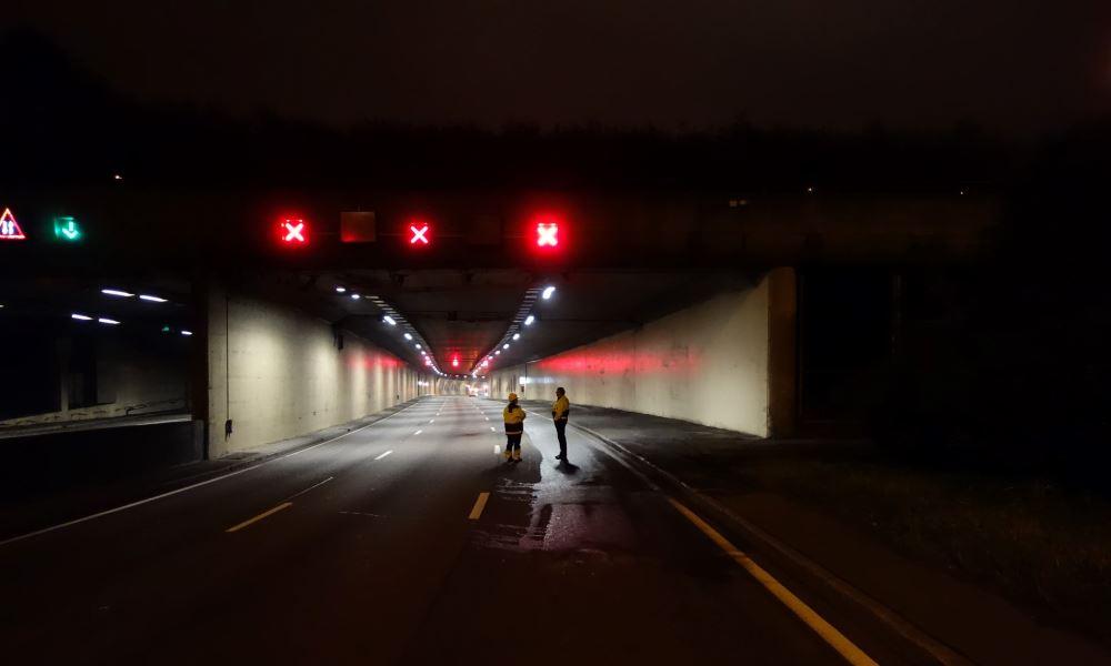 Rehabilitering av tunneler i Oslo