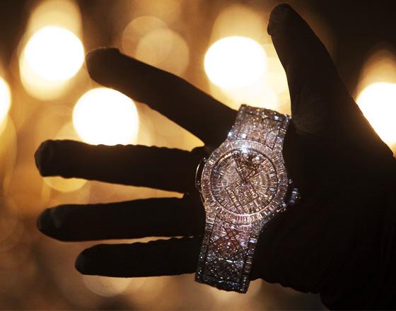 La montre la plus chre du monde