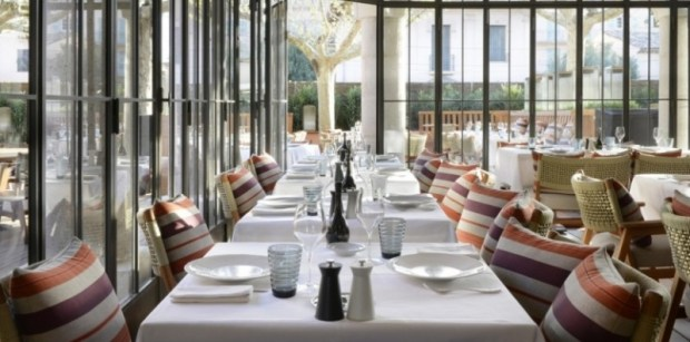 restaurants de saint-tropez Rivea