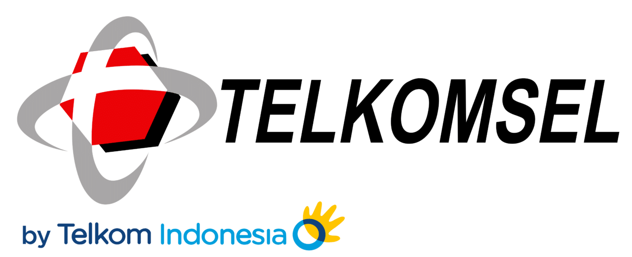 Logo Telkomsel by Telkom Indonesia Transparan
