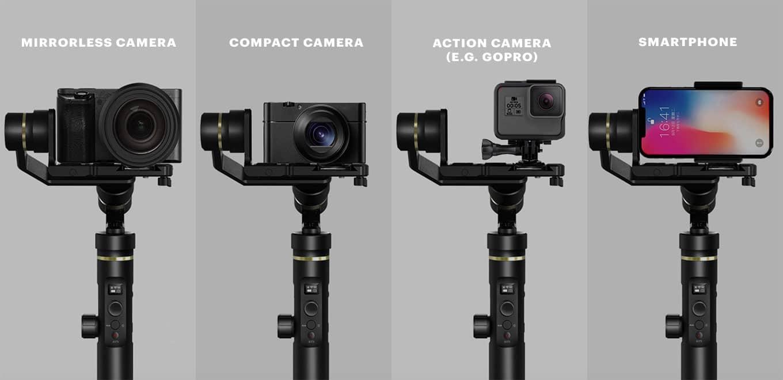 Beberapa Perbedaan Bentuk Dan Jenis Kamera Dengan Smartphone