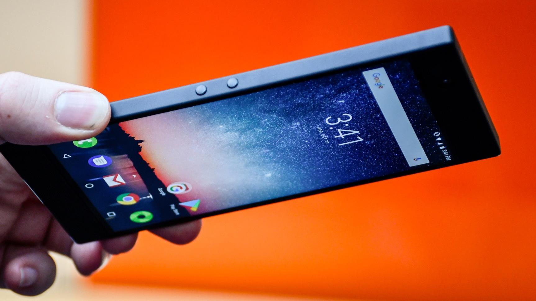 Smartphone Gaming Android Razer Phone