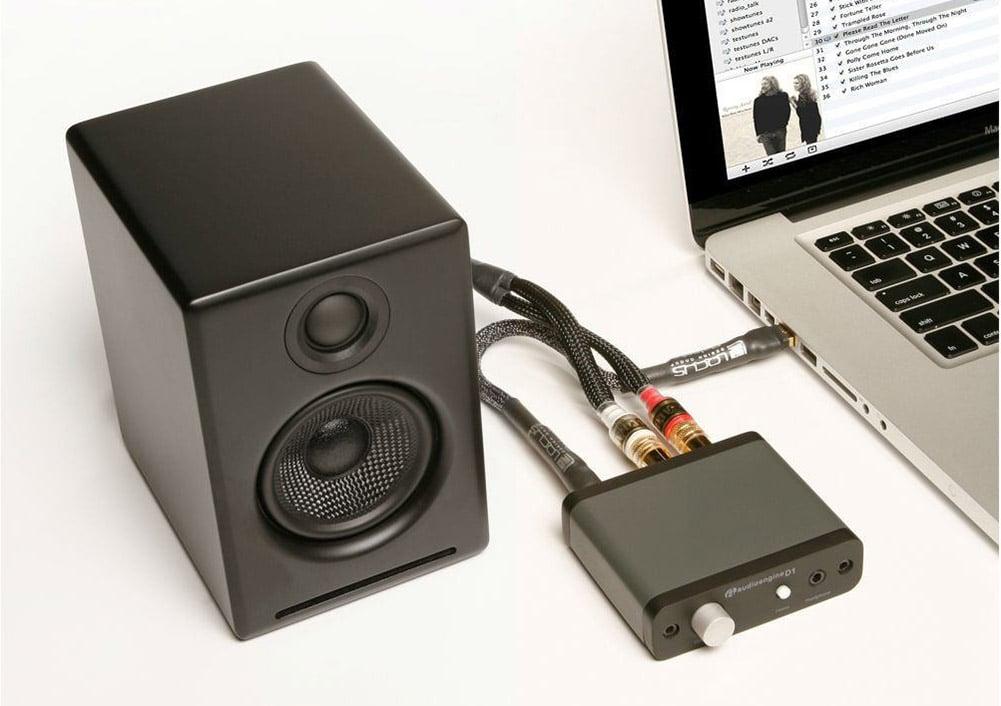 Cara Memasang DAC AMP Portable Dari Laptop Ke Speaker Eksternal