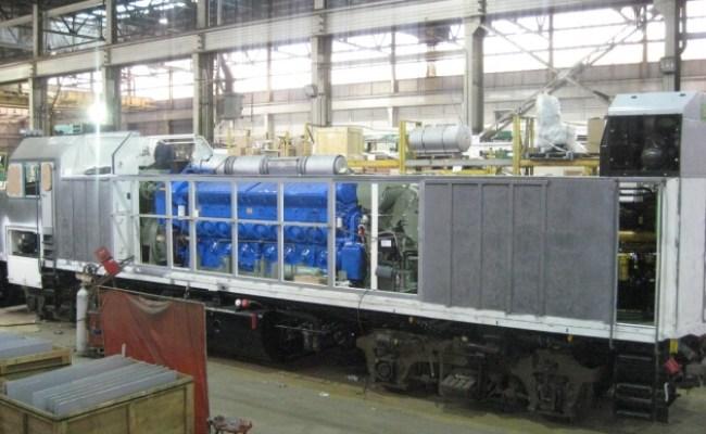 The F40 Overhaul Via Rail