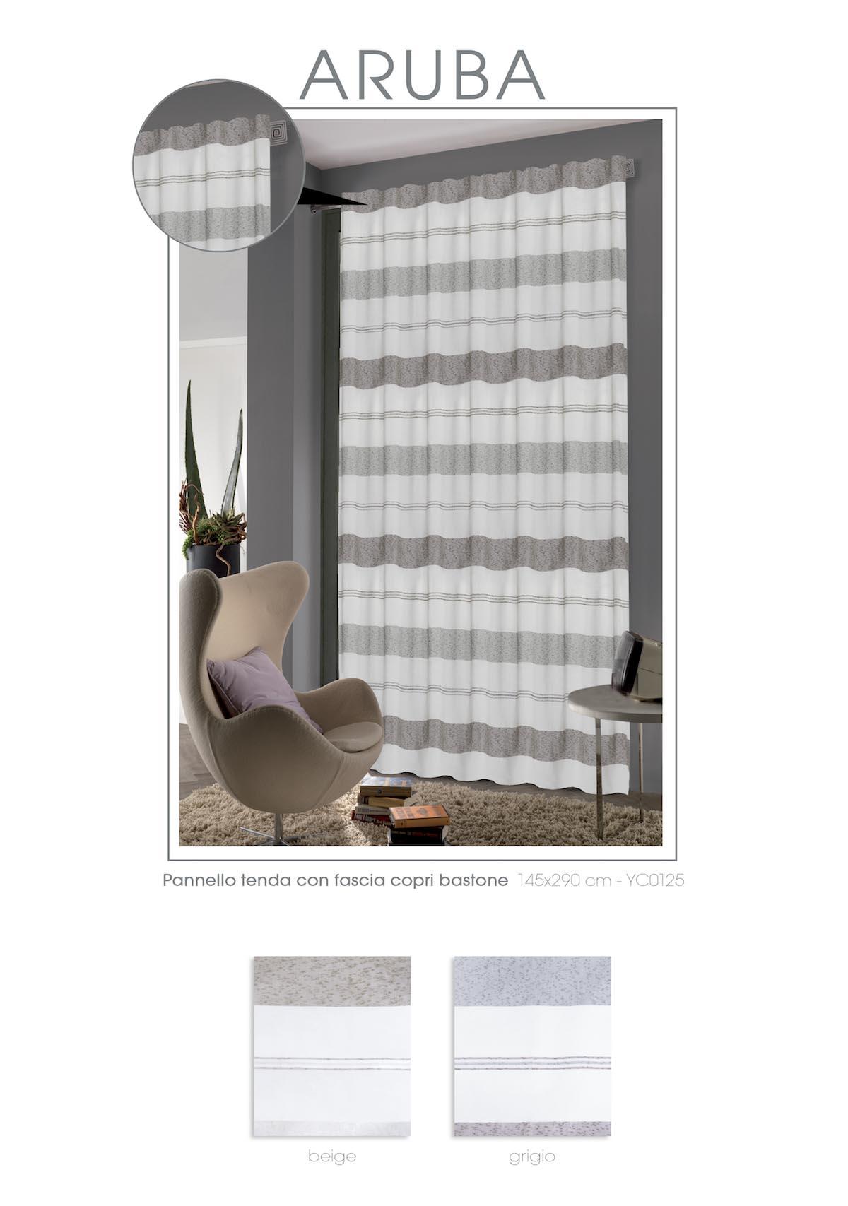 Binario tende pannello in vendita: Mae Ready Made Curtains Via Roma 60