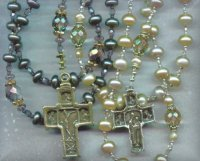 +Beads of Inspiraton ~ ~ Rosaries and Chaplets by Via Rosa+