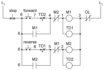 Holding Circuit With Relay Self-Holding Circuit wiring