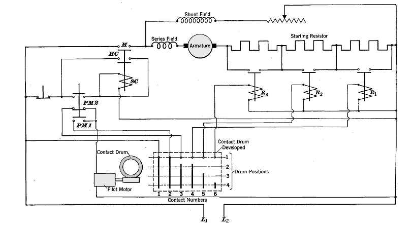square d 8536 motor starter wiring diagram factory radio dc great installation of definite time interval starters rh vias org
