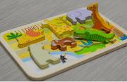 Top 3 puzzle pentru copii
