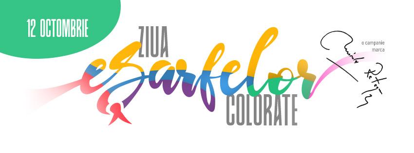 12 octombrie - Ziua Eșarfelor Colorate