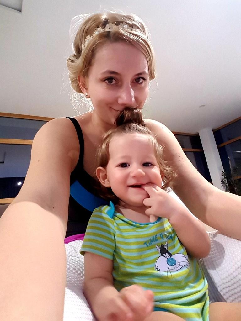 10 luni cu bebe