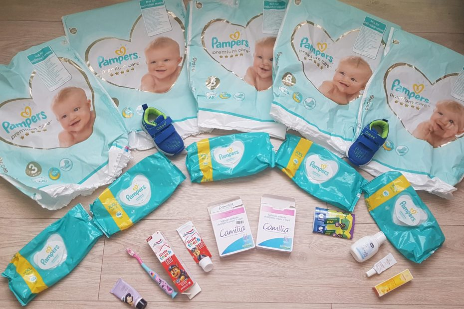 produse consumate de bebe