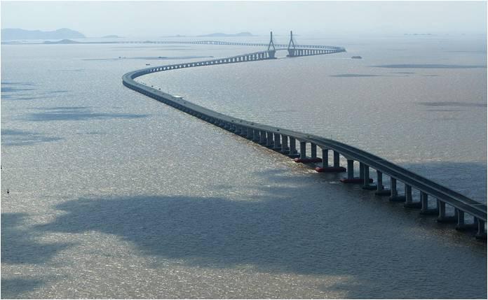 Image result for anyang–Kunshan Grand Bridge