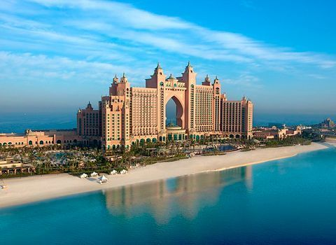 Blog Viatgi - Dubai, Atlantis the Palm Dubai