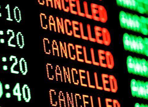 Blog Viatgi - Vuelos cancelados