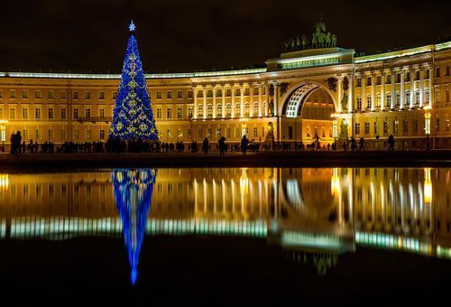 Viaje Maravillas de San Petersburgo