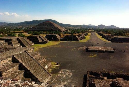 Viaje Por el Corazón de México