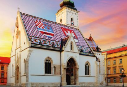 Viaje Croacia - Zagreb