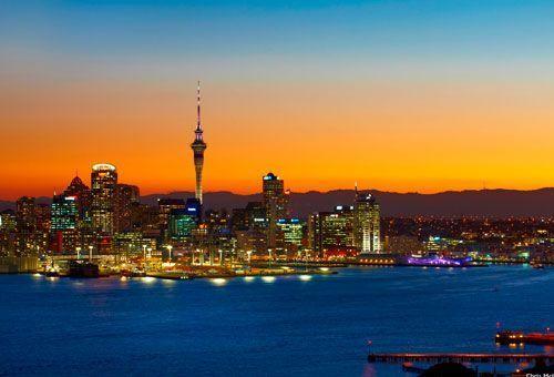 Viaje por la Isla Norte de Nueva Zelanda