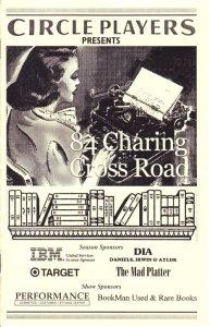 84 Charing Cross Road program