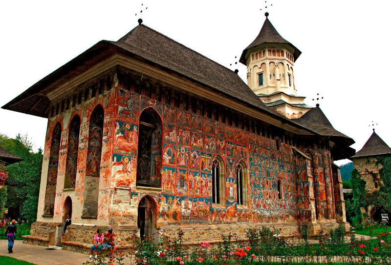 Rezultat iskanja slik za bukovina monastery