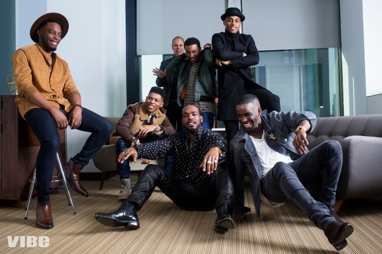How 'The New Edition Story' Made