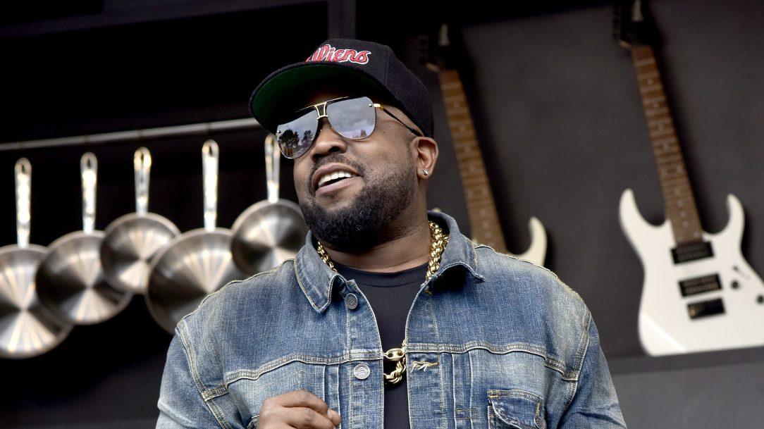 big boi performing on stage