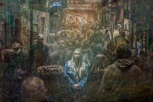 alone in the crowd- depression
