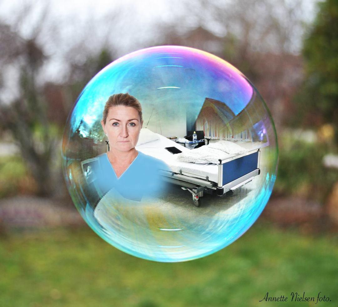 """Livet i en boble"""