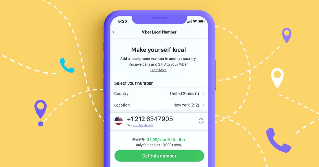 viber-numero-locale-virtuale