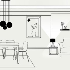 Lighting Architecture Diagram Electric Energy Saver Circuit Ambient Task And Accent 101 Vibia