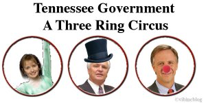 The Three Ring circus adjourns...for now.